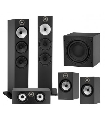 Bowers & Wilkins 603 5.1 Speaker Pack