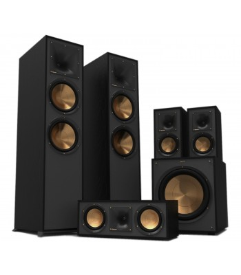 Klipsch R-620F Home Cinema System