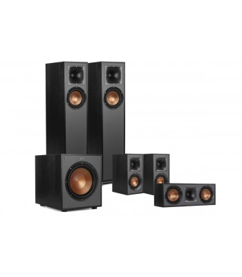 Klipsch R-610F Home Cinema System