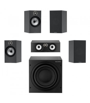 Bowers & Wilkins 606 5.1 Speaker Pack