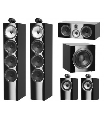 Bowers & Wilkins 702 5.1 Speaker Pack