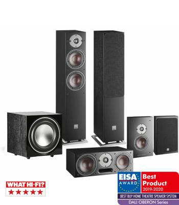 Dali Oberon 5 5.1 Speaker Pack
