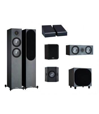 Monitor Audio Bronze 200 5.1.2 Dolby Atmos Speaker Pack