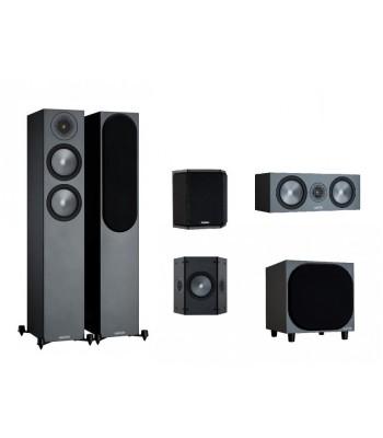 Monitor Audio Bronze 200 5.1 Speaker Pack