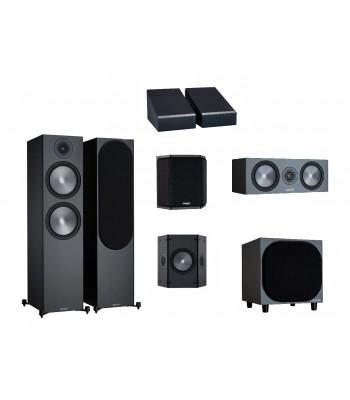 Monitor Audio Bronze 500 5.1.2 Dolby Atmos Speaker Pack