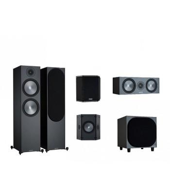 Monitor Audio Bronze 500 5.1 Speaker Pack