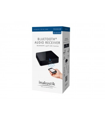Inakustik Premium Bluetooth Audio Reciever