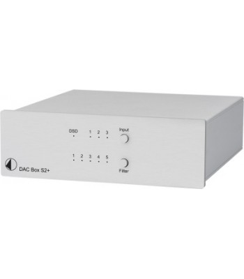Pro-Ject DAC BOX S2 Plus