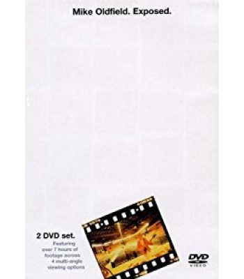 Mike Oldfield. Exposed. DVD
