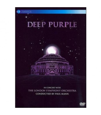 Deep Purple - In Concert With The London Simphonic Orchestra