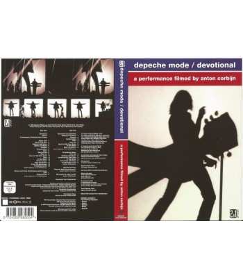 Depeche Mode - Devotional DVD