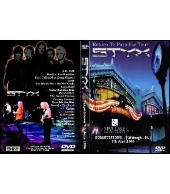 STYX - Return To Paradise DVD