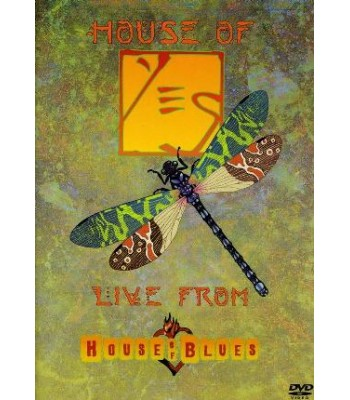 Yes - Live From House Of Blues DVD