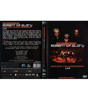Scorpions - Moments Of Glory DVD