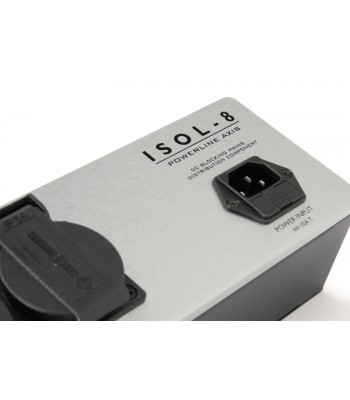 ISOL 8 Power Line Axis
