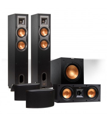 Klipsch R-24F Home Cinema System