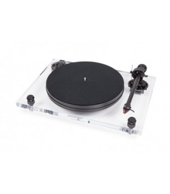 Pro-Ject 2Xperience Primary Clear Acryl